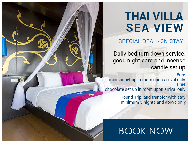 Special Offers - Aquamarine Resort & Villas